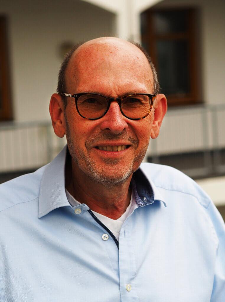 Der Inhaber der Michael Bartsch Handelsvertretungen.